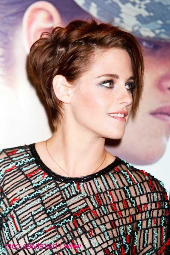 Featured Photo of Kristen Stewart Short Hairstyles