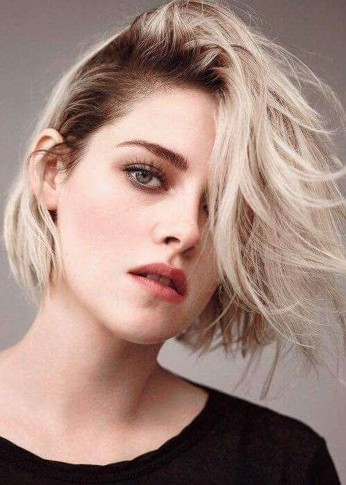 Best 25+ Kristen Stewart Short Hair Ideas On Pinterest | Kristen Intended For Kristen Stewart Short Hairstyles (View 8 of 20)