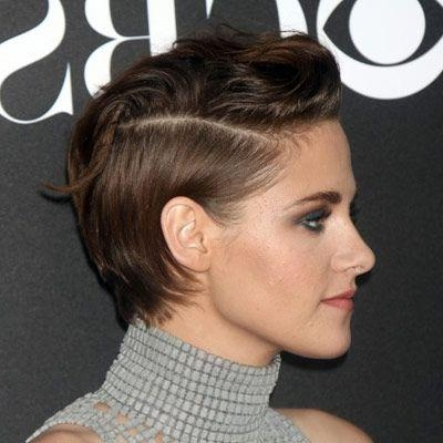 Best 25+ Kristen Stewart Short Hair Ideas On Pinterest | Kristen Regarding Kristen Stewart Short Hairstyles (View 9 of 20)
