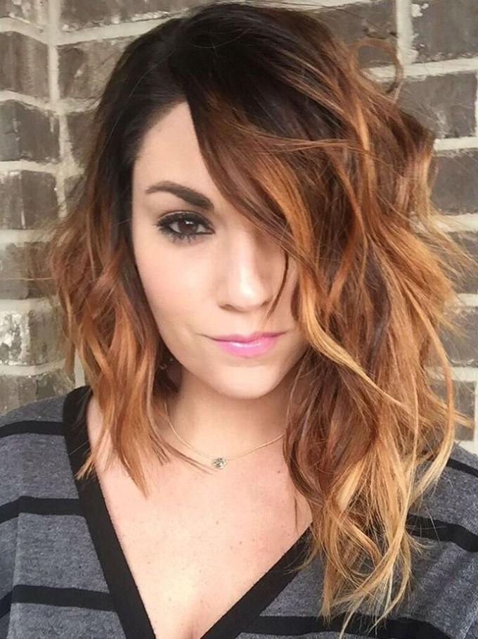 Best 25+ Long Asymmetrical Hairstyles Ideas On Pinterest | Long With Regard To Edgy Asymmetrical Short Haircuts (View 12 of 20)