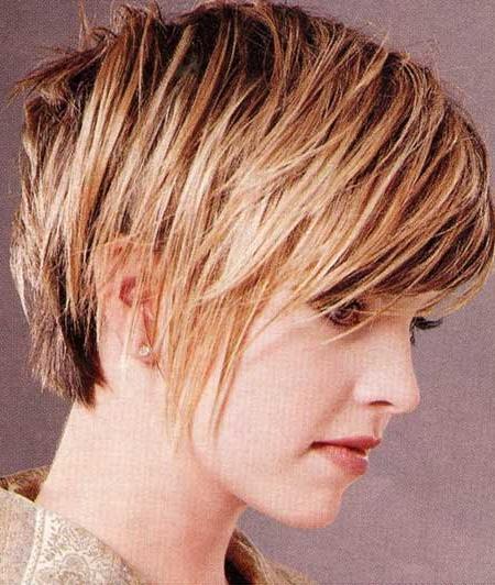 Best 25 Medium Asymmetrical Hairstyles Ideas On Pinterest Cheap Pertaining To Symmetrical Short Haircuts (View 19 of 20)