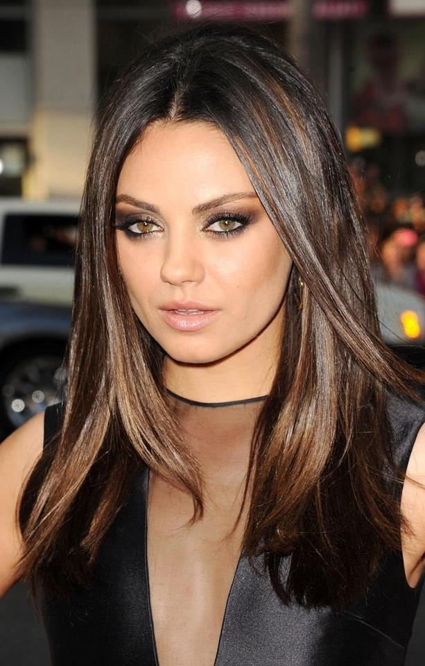 Best 25+ Mila Kunis Hair Ideas On Pinterest | Mila Kunis Hair Throughout Mila Kunis Short Hairstyles (View 7 of 20)