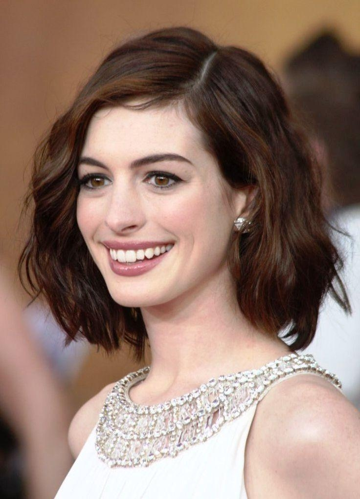 Best 25+ Oval Face Hairstyles Ideas On Pinterest | Hairstyles For Pertaining To Short Haircuts Ideas For Round Faces (View 16 of 20)