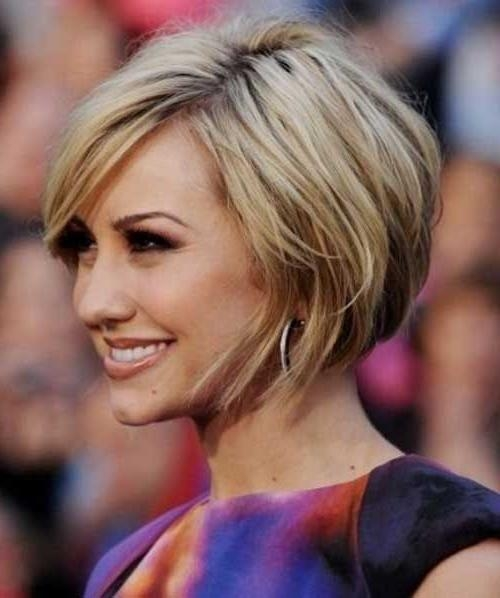 Best 25+ Over 40 Hairstyles Ideas On Pinterest | Hairstyles For Intended For Short Haircuts Styles For Women Over (View 2 of 20)