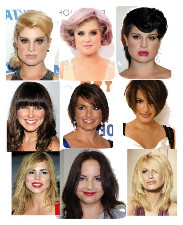 Best 25+ Pear Shaped Face Ideas On Pinterest | Tiffani Amber Pertaining To Short Hairstyles For Pear Shaped Faces (View 4 of 20)