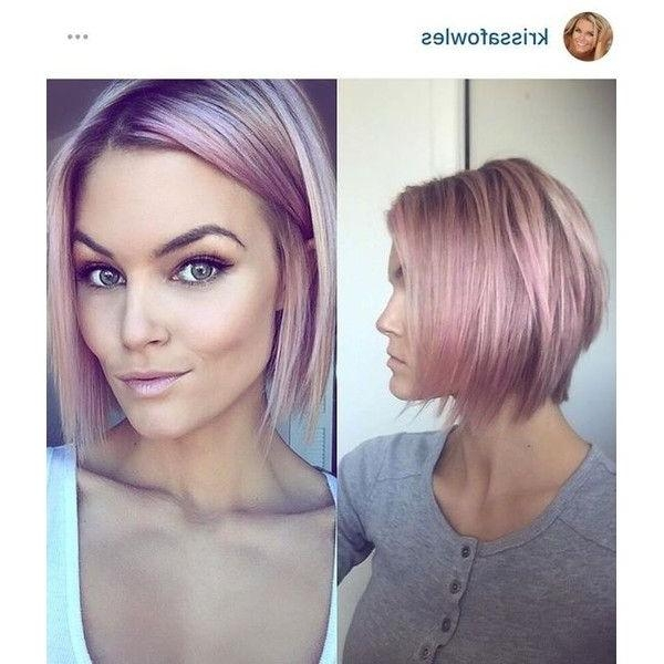 Featured Photo of Pink Short Hairstyles