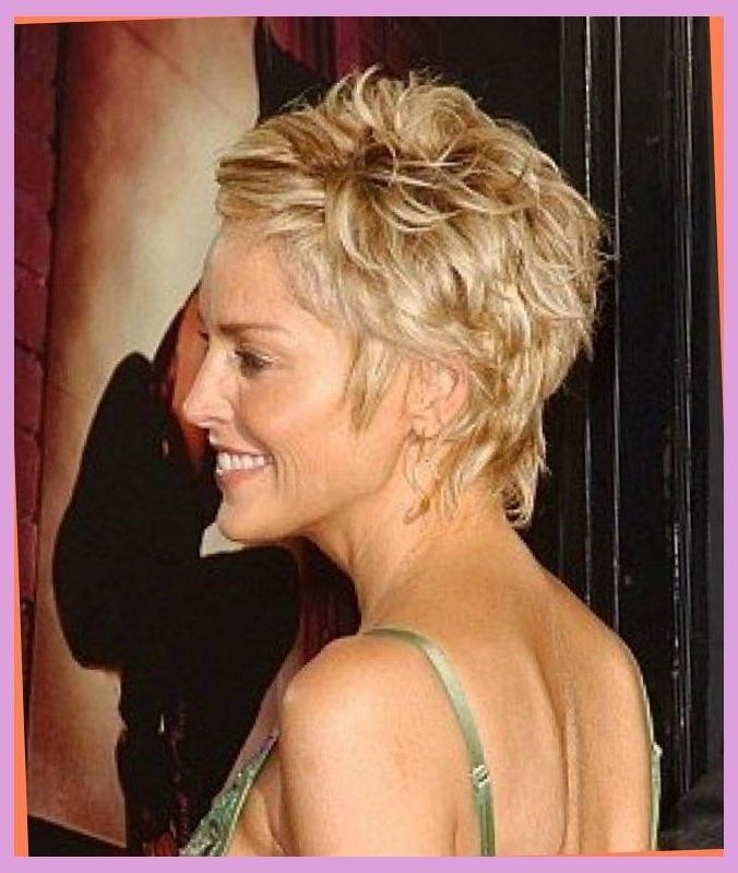 Best 25+ Sharon Stone Hairstyles Ideas On Pinterest | Sharon Stone In Sharon Stone Short Haircuts (View 13 of 20)