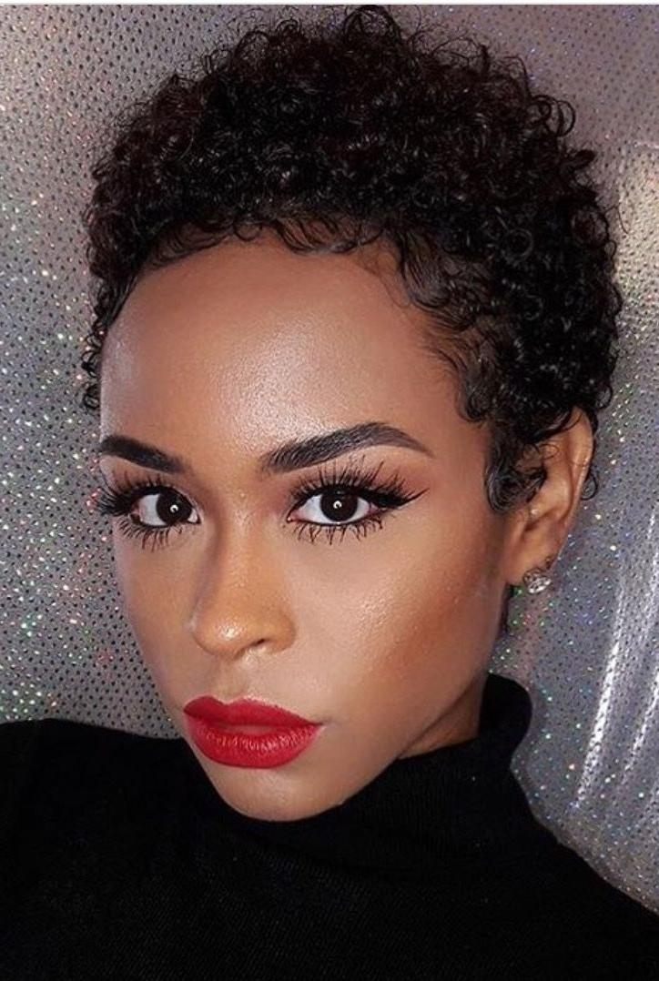 Photo Gallery of Afro Short Haircuts (Viewing 8 of 20 Photos)