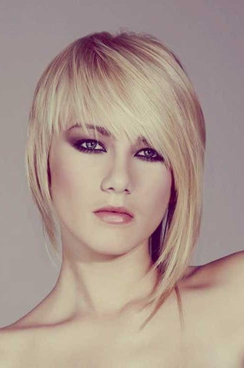 Best 25+ Short Asymmetrical Hairstyles Ideas On Pinterest For Asymmetrical Short Haircuts For Women (View 11 of 20)