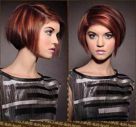 Best 25+ Short Auburn Hair Ideas On Pinterest | Short Red Hair Inside Auburn Short Haircuts (View 18 of 20)
