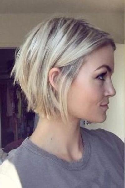 Best 25+ Short Choppy Bobs Ideas On Pinterest | Choppy Bob 2016 For Short Haircuts For Blondes With Thin Hair (View 4 of 20)