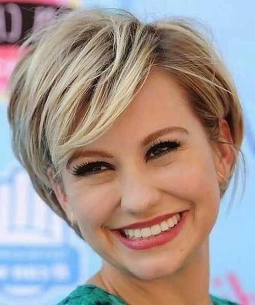 Best 25+ Short Hair Cuts For Women Over 40 Ideas On Pinterest Intended For Short Hairstyles For Thick Hair Over  (View 13 of 20)