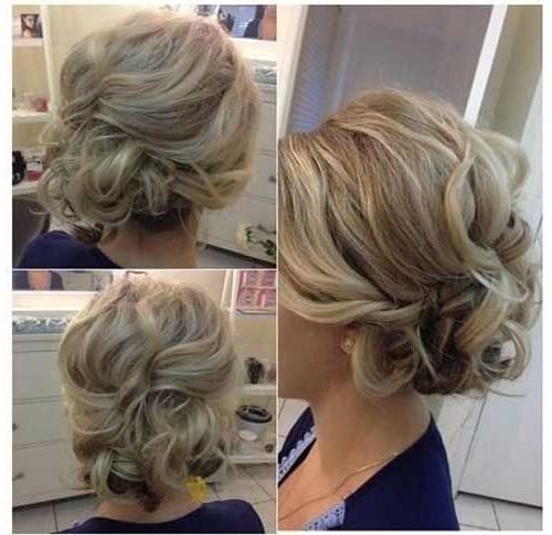 Best 25+ Short Hair Updo Ideas On Pinterest | Short Hair Wedding For Short Hairstyles For Prom Updos (View 6 of 20)