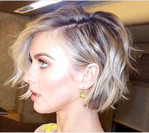 Best 25+ Short Hairstyles Round Face Ideas On Pinterest | Short With Regard To Short Haircuts That Cover Your Ears (View 7 of 20)