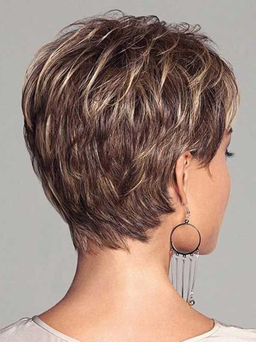 Best 25+ Short Highlighted Hairstyles Ideas On Pinterest | Medium Within Short Hairstyles And Highlights (View 15 of 20)