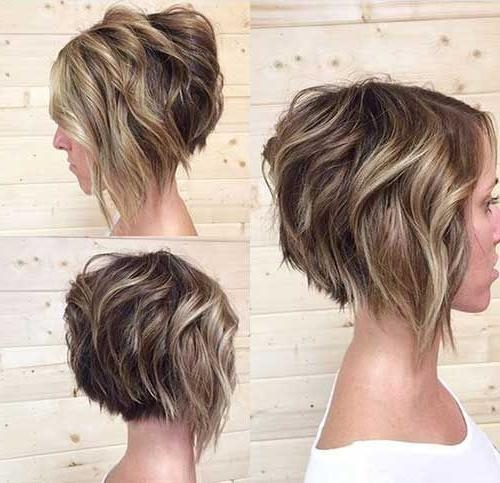 Best 25+ Short Inverted Bob Ideas On Pinterest | Short Bob Throughout Inverted Short Haircuts (View 15 of 20)