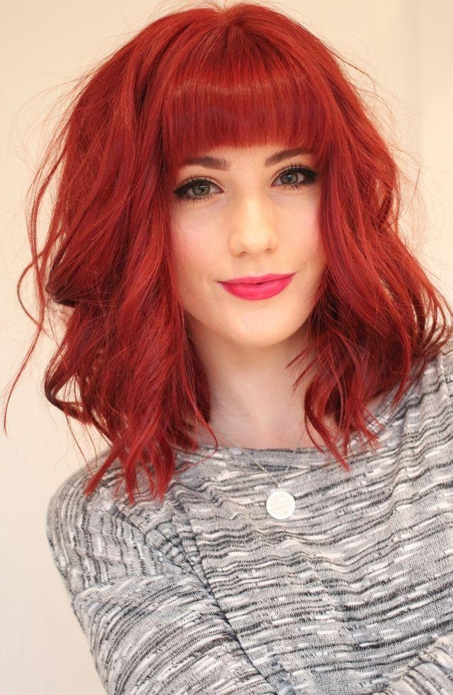 Best 25+ Short Red Hair Ideas On Pinterest | Ombre Short Hair Red Intended For Red Hair Short Haircuts (View 5 of 20)