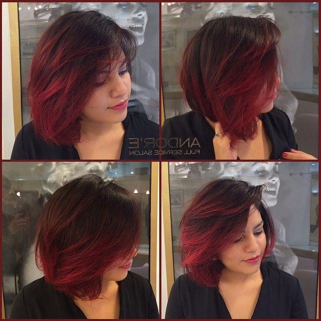 Best 25+ Short Red Hair Ideas On Pinterest | Short Auburn Hair Within Short Haircuts With Red Color (View 7 of 20)