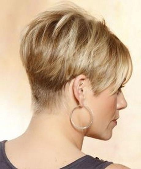Best 25+ Short Wedge Haircut Ideas On Pinterest | Wedge Haircut In Wedge Short Haircuts (View 1 of 20)
