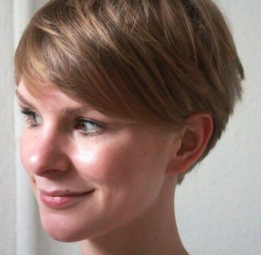 Best 25+ Short Wedge Haircut Ideas On Pinterest | Wedge Haircut Within Wedge Short Haircuts (View 10 of 20)