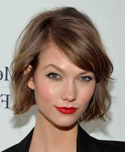 Best 25+ Side Bangs Bob Ideas On Pinterest | Bob With Side Fringe Throughout Short Haircuts With Side Fringe (View 17 of 20)