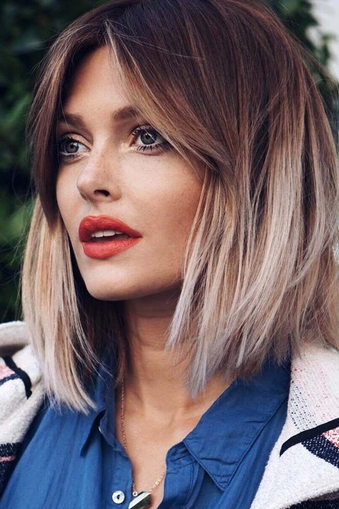Best 25+ Square Face Hairstyles Ideas On Pinterest | Haircut For With Regard To Short Haircuts For Square Jaws (View 14 of 20)