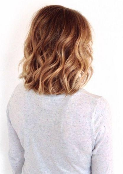 Best 25+ Strawberry Blonde Bob Ideas On Pinterest | Strawberry Throughout Strawberry Blonde Short Haircuts (View 7 of 20)