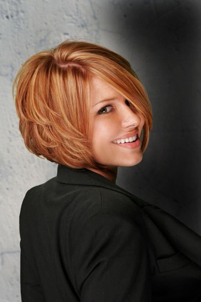 Featured Photo of Strawberry Blonde Short Haircuts