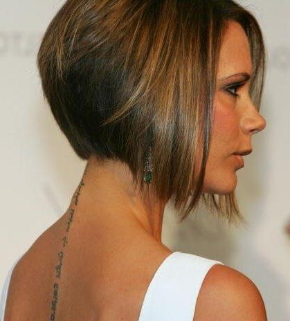 Best 25+ Victoria Beckham Short Hair Ideas On Pinterest | Victoria Pertaining To Victoria Beckham Short Haircuts (View 4 of 20)
