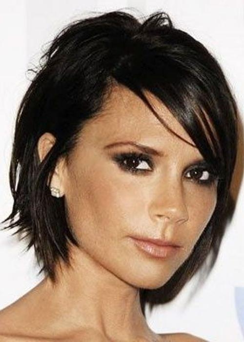 Best 25+ Victoria Beckham Short Hair Ideas On Pinterest | Victoria Regarding Victoria Beckham Short Haircuts (View 5 of 20)