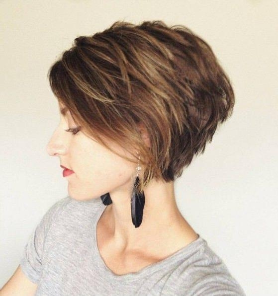Best 25+ Wedge Haircut Ideas On Pinterest | Short Hairstyles Over Regarding Wedge Short Haircuts (View 19 of 20)