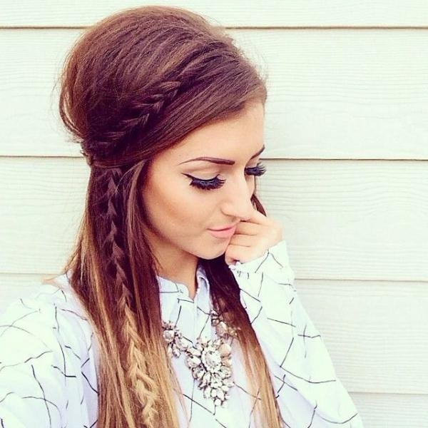 Best And Newest Boho Long Hairstyles With Regard To 30 Boho Chic Hairstyles You Must Love | Styles Weekly (View 4 of 20)