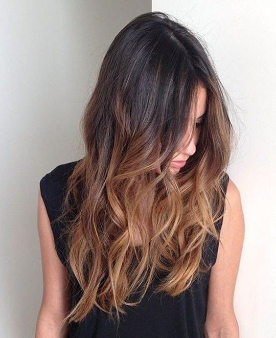 Best And Newest Fall Long Hairstyles Pertaining To Photos: Fall 2016 Long Hairstyles, – Women Black Hairstyle Pics (View 5 of 15)
