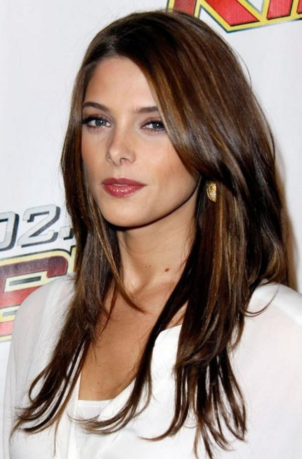 Best And Newest Fringe Long Hairstyles Regarding Fringe Long Layered Hairstyles (View 11 of 20)