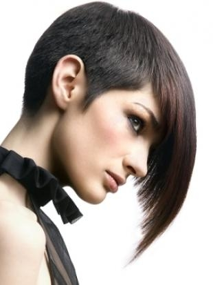 Best And Newest Half Short Half Long Haircuts With Regard To And Medium Hairstyles For Women (View 8 of 15)