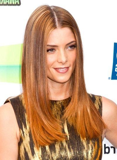 Best And Newest Long Haircuts For Oval Faces And Thick Hair Pertaining To 195 Best Long Haircuts Images On Pinterest | Hairstyles, Styles (View 5 of 15)