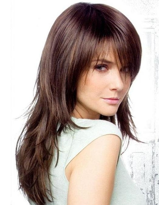 Best And Newest Long Haircuts To Add Volume Intended For 20 Layered Hairstyles For Thin Hair – Popular Haircuts (View 4 of 15)