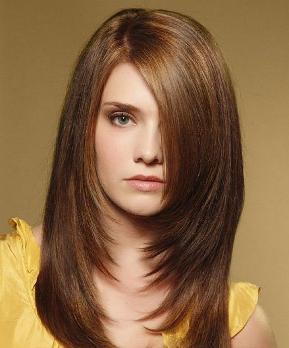 Featured Photo of Long Hairstyles For Thin Straight Hair