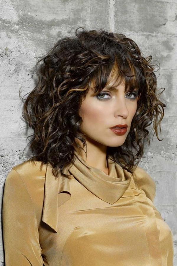 Best And Newest Long Hairstyles With Layers And Curls Inside 111 Best Layered Haircuts For All Hair Types [2018] – Beautified (View 2 of 20)