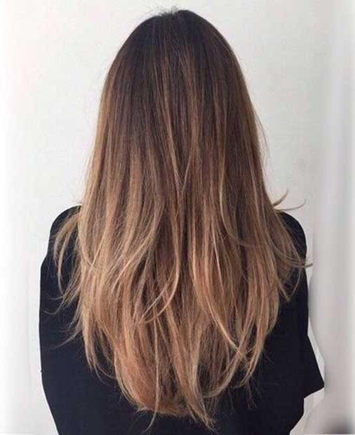 Best And Newest Long Hairstyles Without Layers Within 35+ New Layers Long Hair | Hairstyles & Haircuts 2016 –  (View 4 of 15)