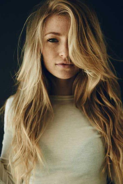 Best And Newest New Long Hairstyles Intended For Best 25+ Long Haircuts For Women Ideas On Pinterest | Choppy (View 18 of 20)