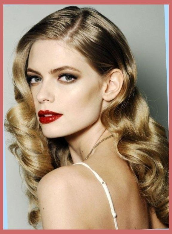 Best And Newest Twenties Long Hairstyles For Roaring Twenties Hairstyles For Long Hair With Regard To Encourage (View 2 of 20)