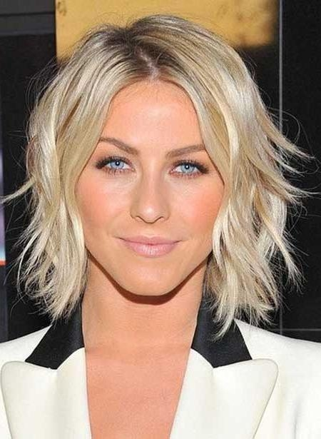 Best Celebrity Short Cuts 2013 | Short Hairstyles 2016 – 2017 Throughout Julianne Hough Short Haircuts (View 9 of 20)