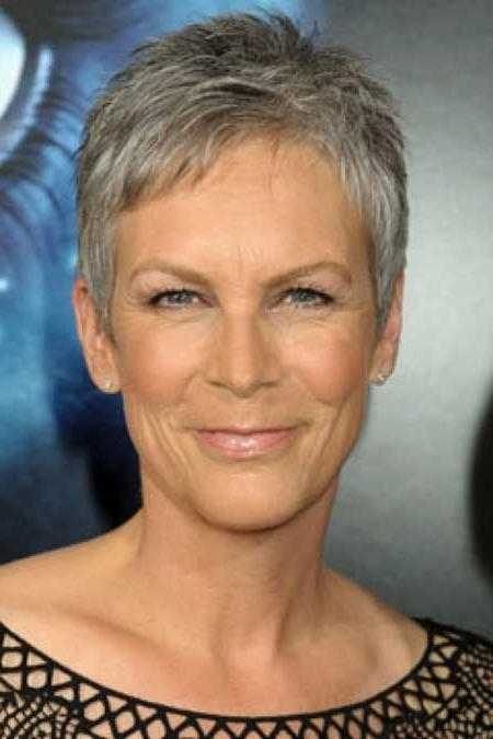 Best Short Haircuts For Older Women | Short Hairstyles 2016 – 2017 Regarding Short Haircuts For Older Women (View 15 of 20)