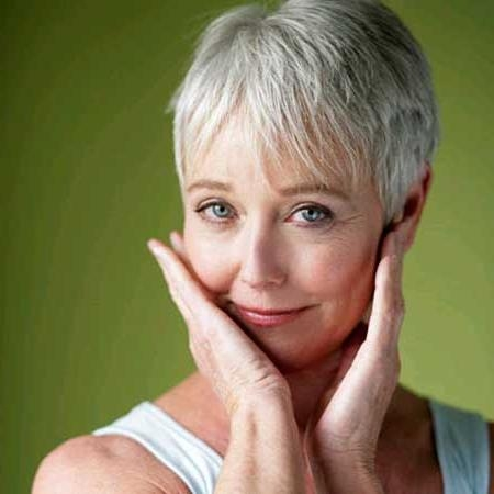 Best Short Haircuts For Older Women | Short Hairstyles 2016 – 2017 Regarding Short Haircuts For Seniors (View 15 of 20)
