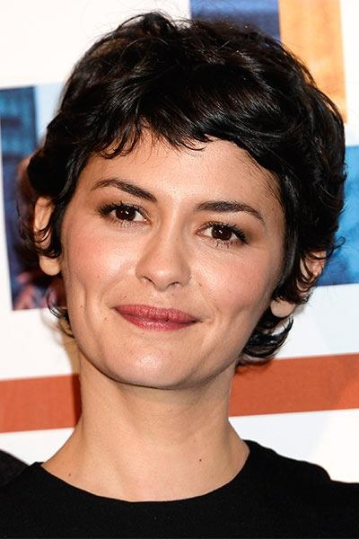 Best Short Haircuts For Thick Hair | Hairstyles, Nail Art, Beauty With Audrey Tautou Short Haircuts (View 13 of 20)