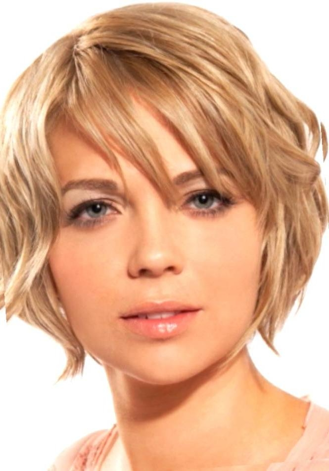 Best Short Hairstyle For Long Face And Big Nose – Hair Styles With Regard To Short Haircuts For Big Round Face (View 13 of 20)