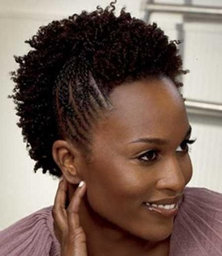 Best Short Hairstyles For Black Women | Short Hairstyles 2016 Pertaining To Short Hairstyles For Natural Black Hair (View 12 of 20)