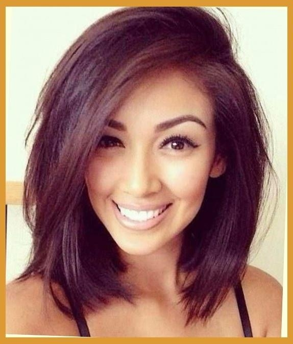 Best Short Hairstyles For Long Faces With Short Hairstyles For Inside Short Hairstyles For Small Faces (View 9 of 20)