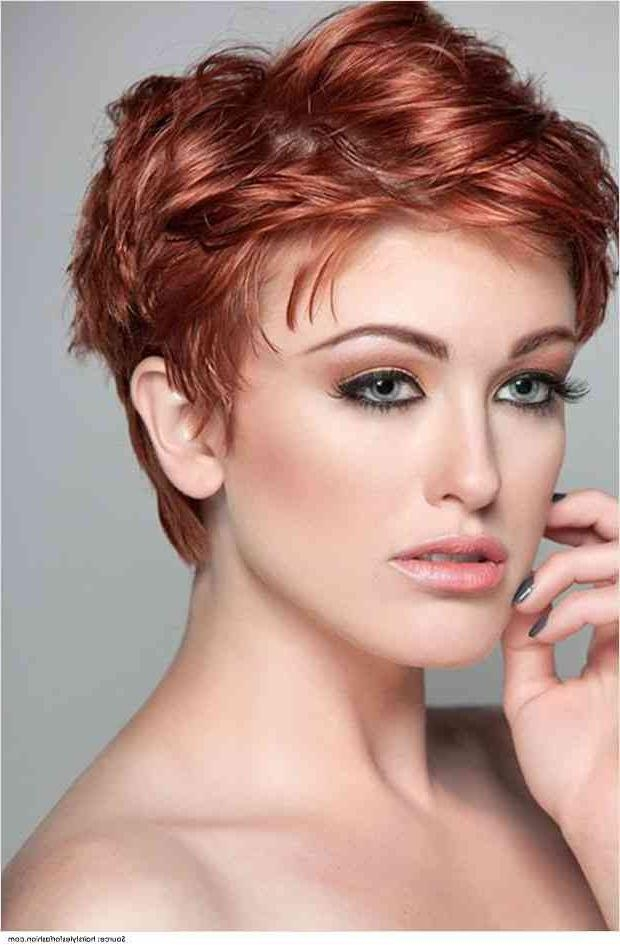 Best Short Hairstyles For Thick Hair Hairstyles For Square Faces Regarding Short Hairstyles For Square Faces And Thick Hair (View 7 of 20)
